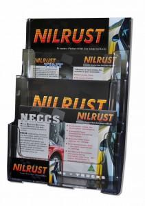 Nilrust Display Unit