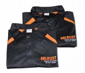 Nilrust Polo Short